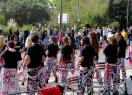 Street drums group